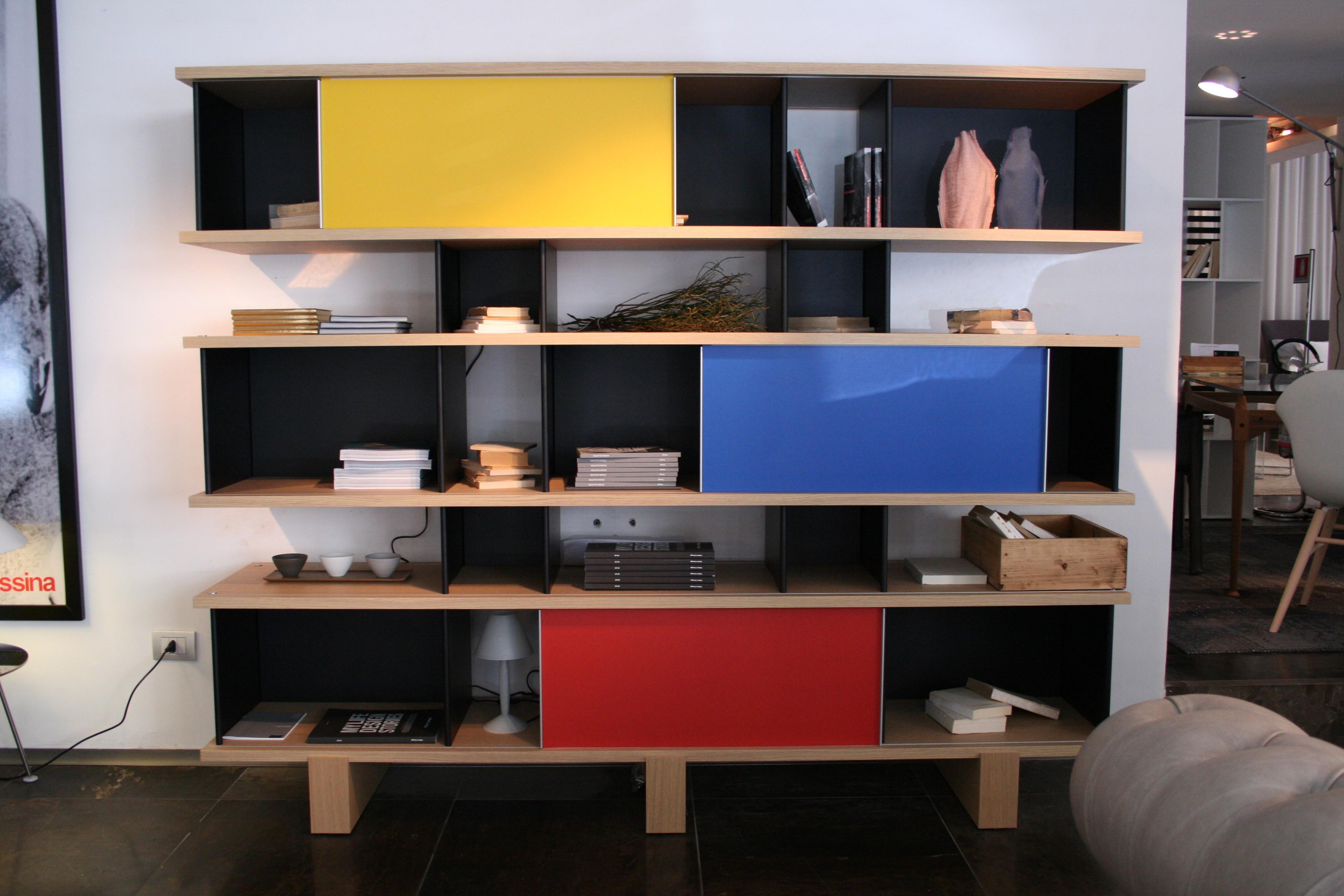 cassina nuage mx cabinet. Black Bedroom Furniture Sets. Home Design Ideas