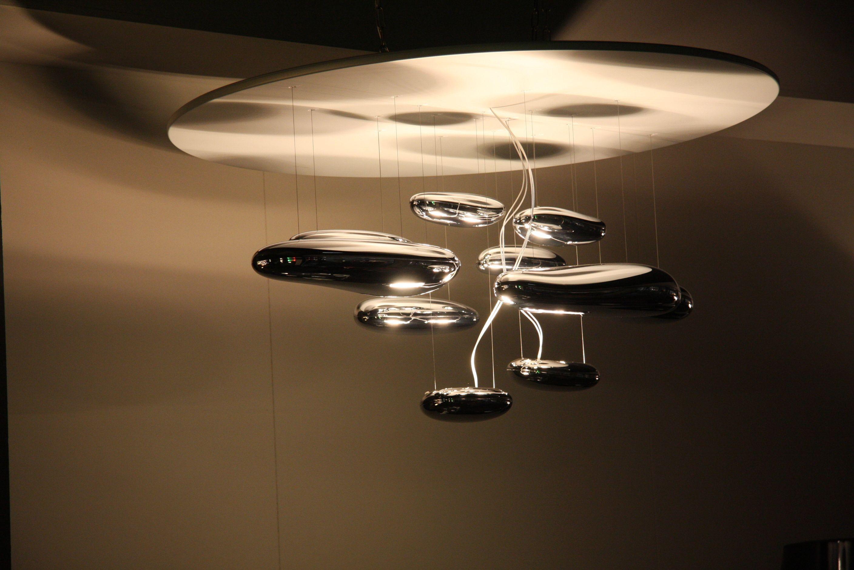 Artemide Mercury Ceiling Lamp | Deplain.com for Artemide Lighting Mercury  143gtk