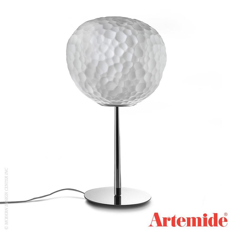 Artemide meteorite stem table lamp deplain artemide meteorite stem table lamp aloadofball Choice Image