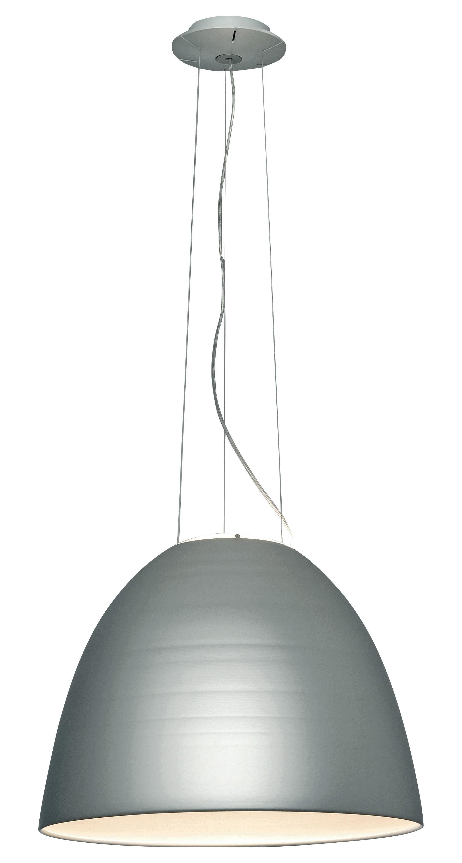 Artemide nur suspension lamp for Suspension a 3 lampes