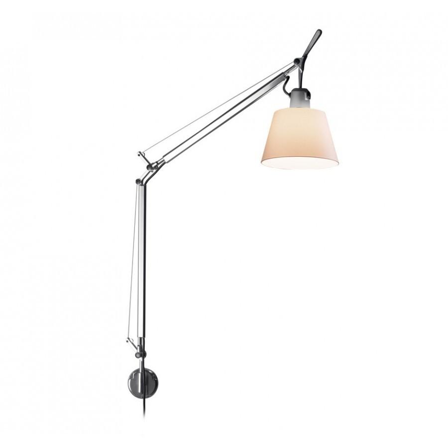 Artemide Tolomeo Basculante Wall Lamp   Deplain.com
