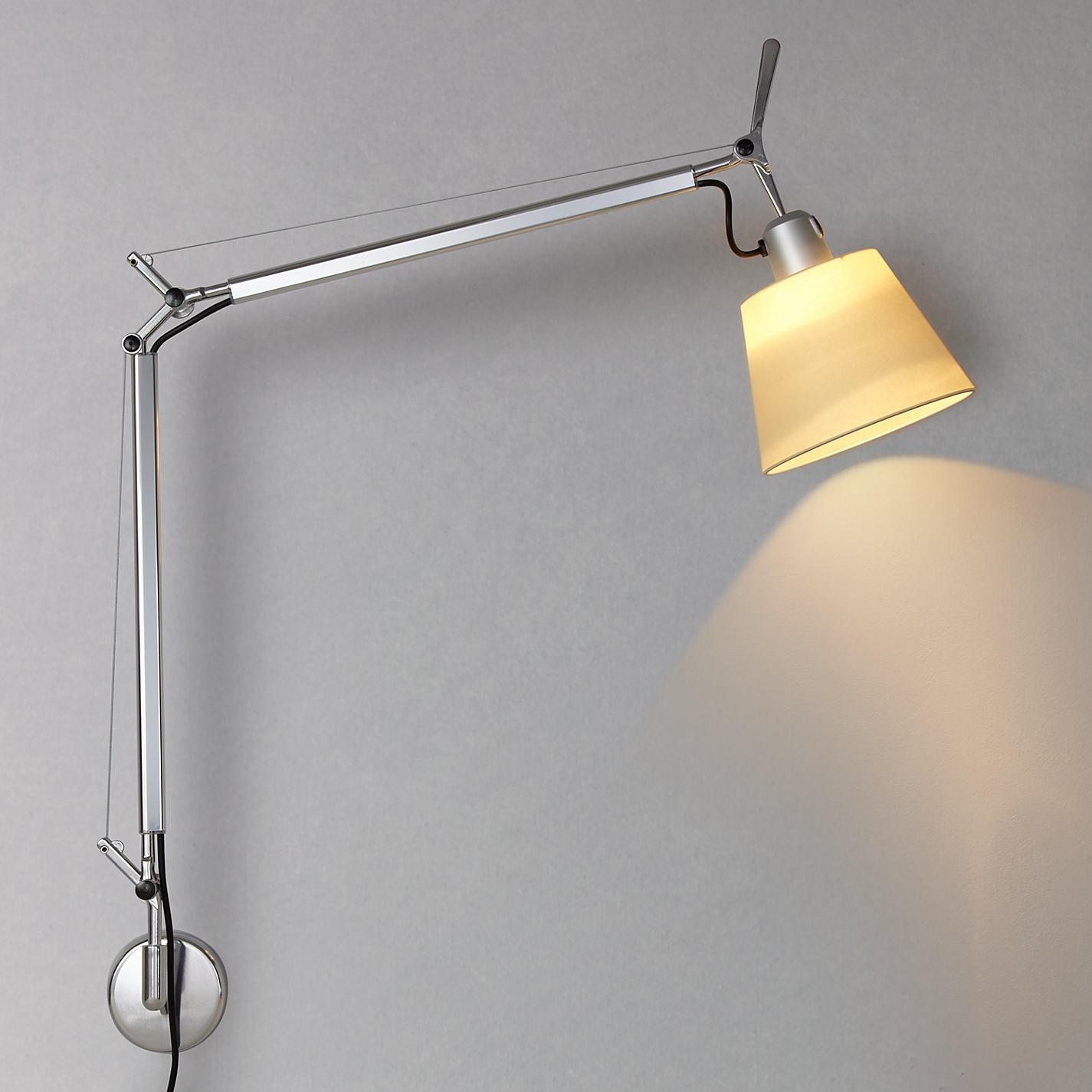 Artemide Tolomeo Basculante Wall Lamp Deplain Com