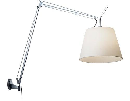 artemide tolomeo mega wall lamp. Black Bedroom Furniture Sets. Home Design Ideas