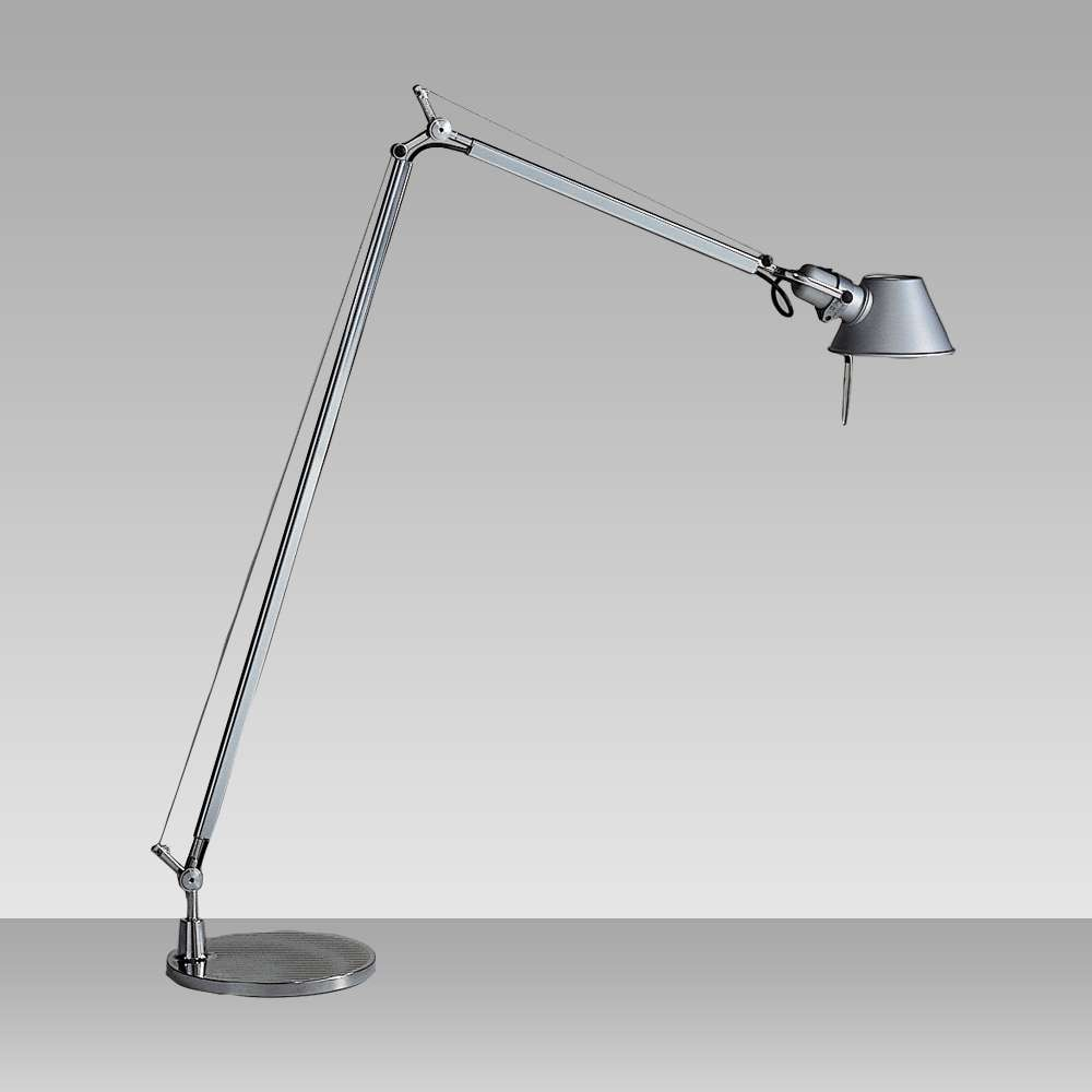 artemide tolomeo reading floor lamp. Black Bedroom Furniture Sets. Home Design Ideas