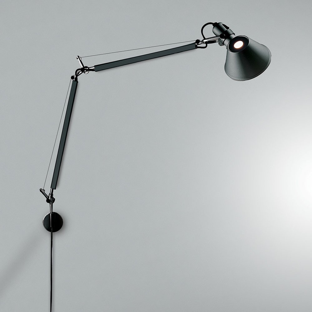 artemide tolomeo wall lamp. Black Bedroom Furniture Sets. Home Design Ideas