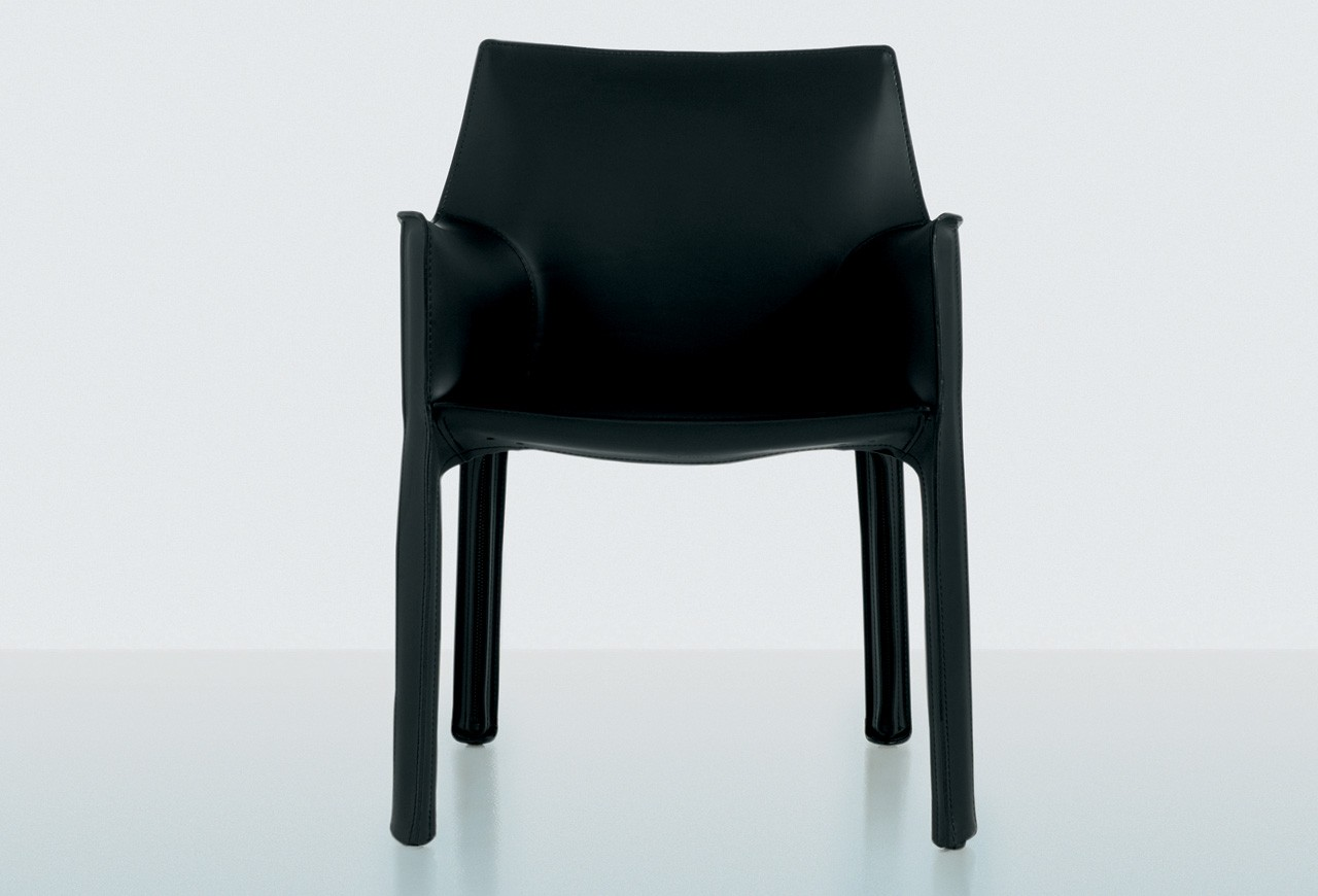 Cassina 413 cab armchair for Sedie baxter usate