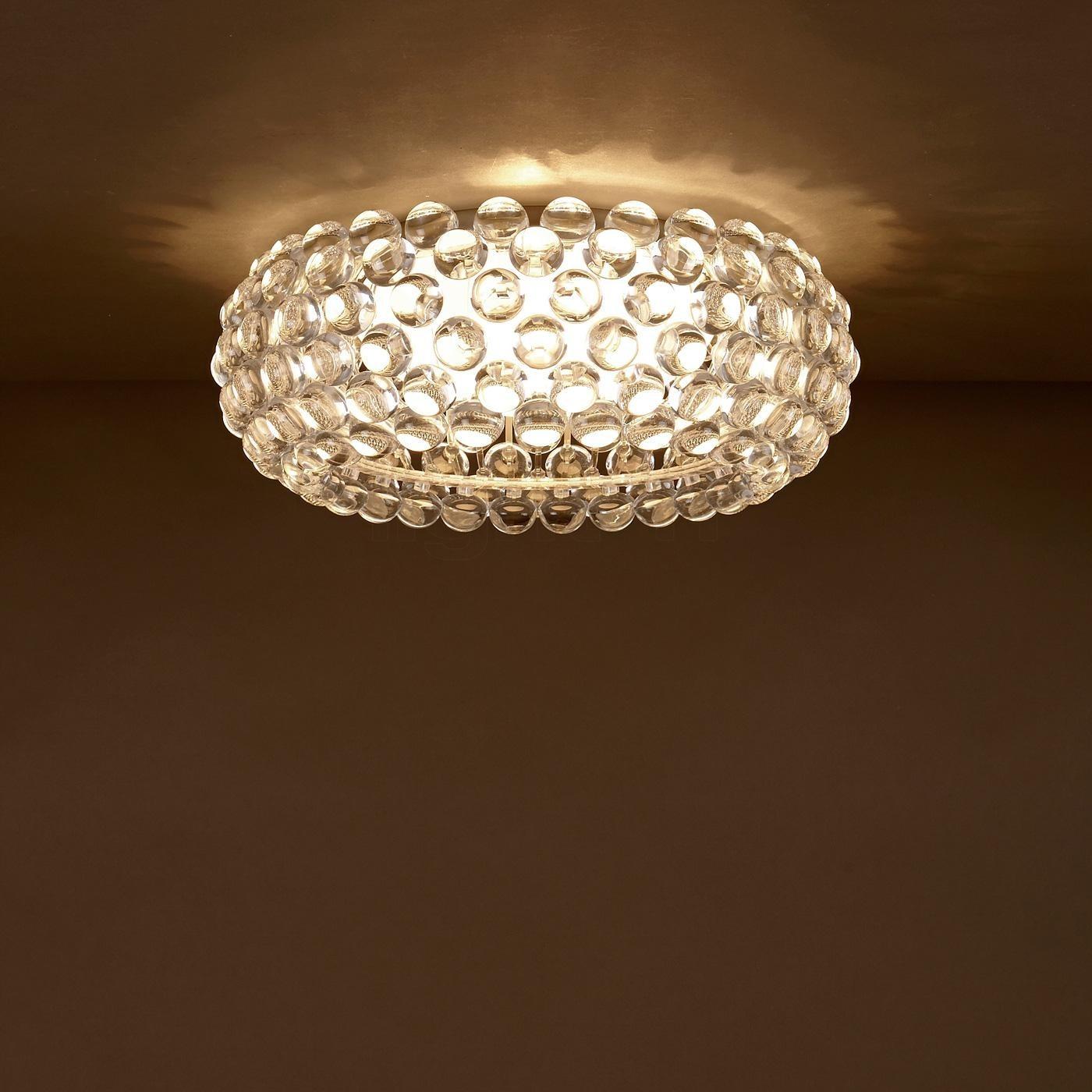 Foscarini caboche ceiling lamp for Caboche foscarini