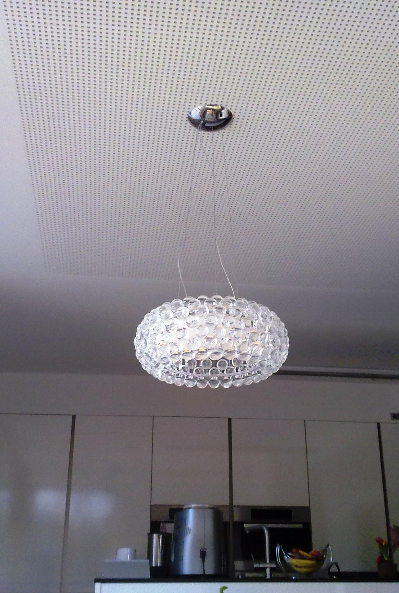 Foscarini Caboche Led Medium Suspension Lamp Deplain Com