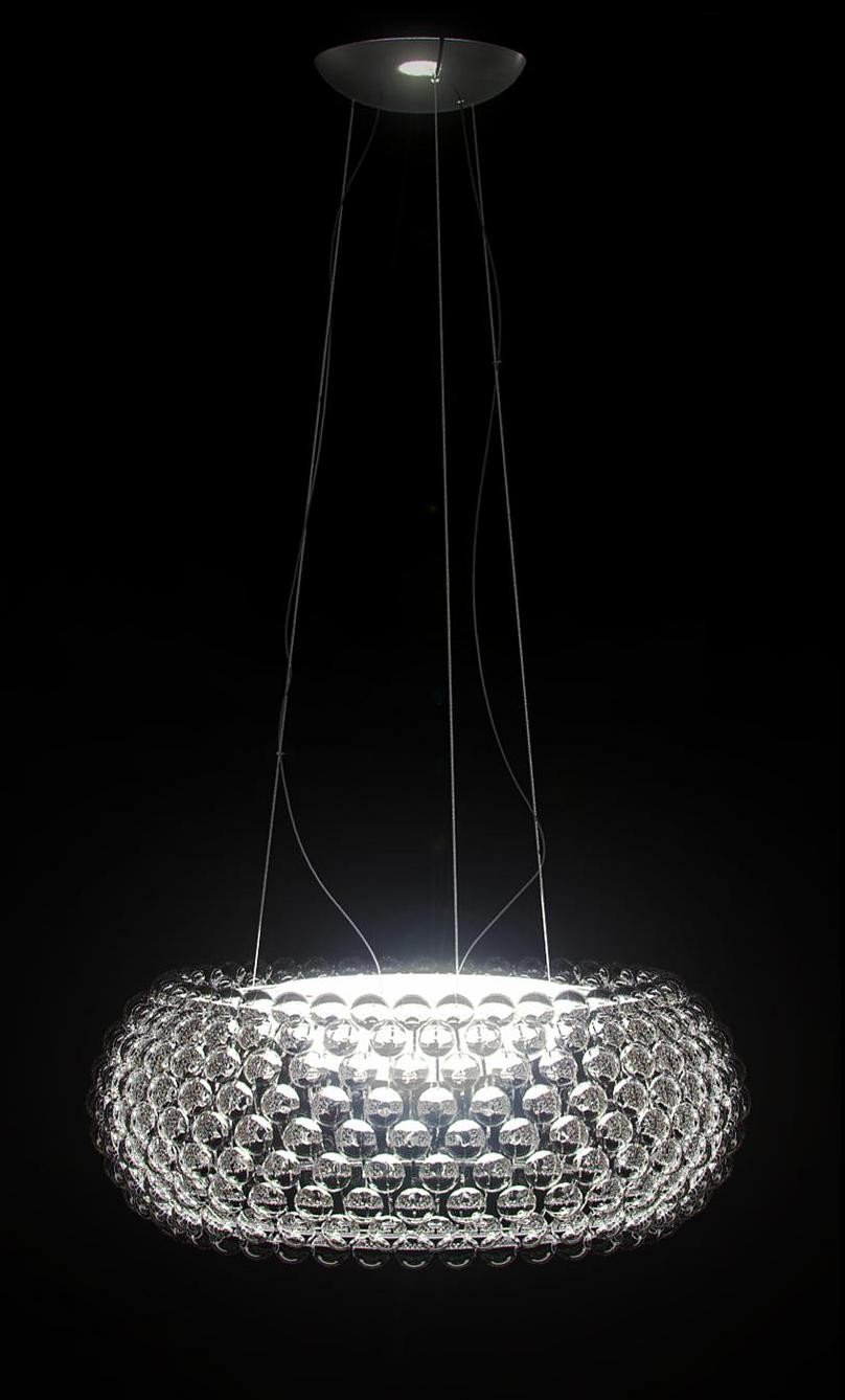 foscarini caboche led medium suspension lamp. Black Bedroom Furniture Sets. Home Design Ideas