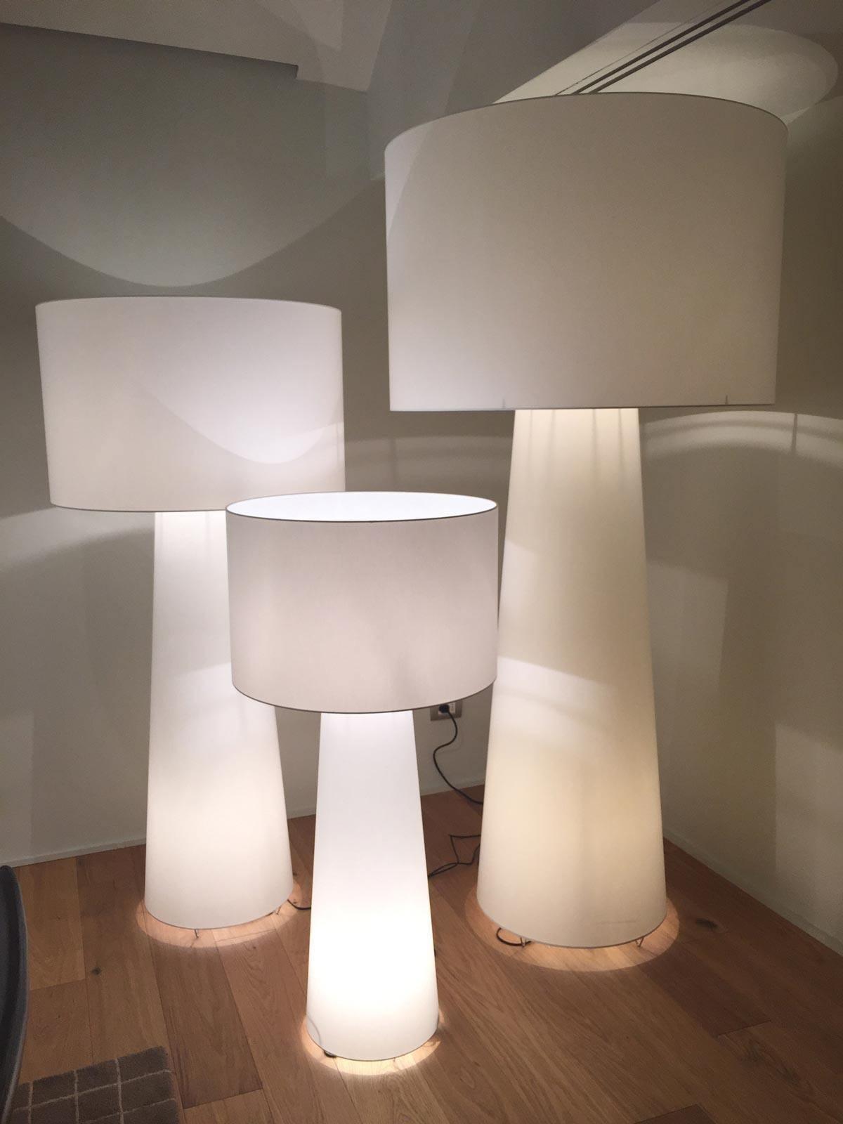 Cappellini Big Shadow Floor Lamp