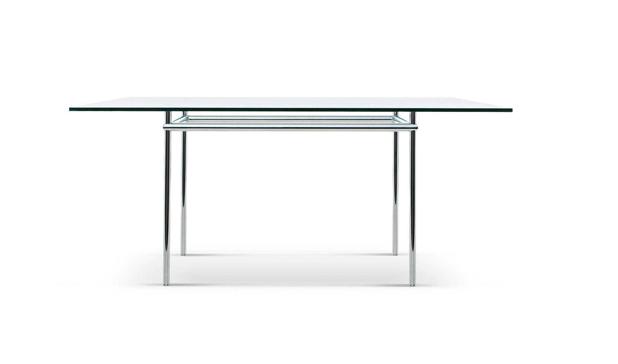 Cassina LC12 La Roche Table | Deplain.com