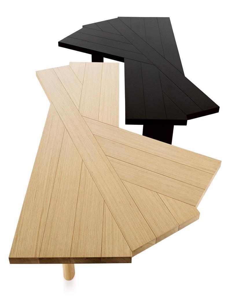 cassina ventaglio table. Black Bedroom Furniture Sets. Home Design Ideas