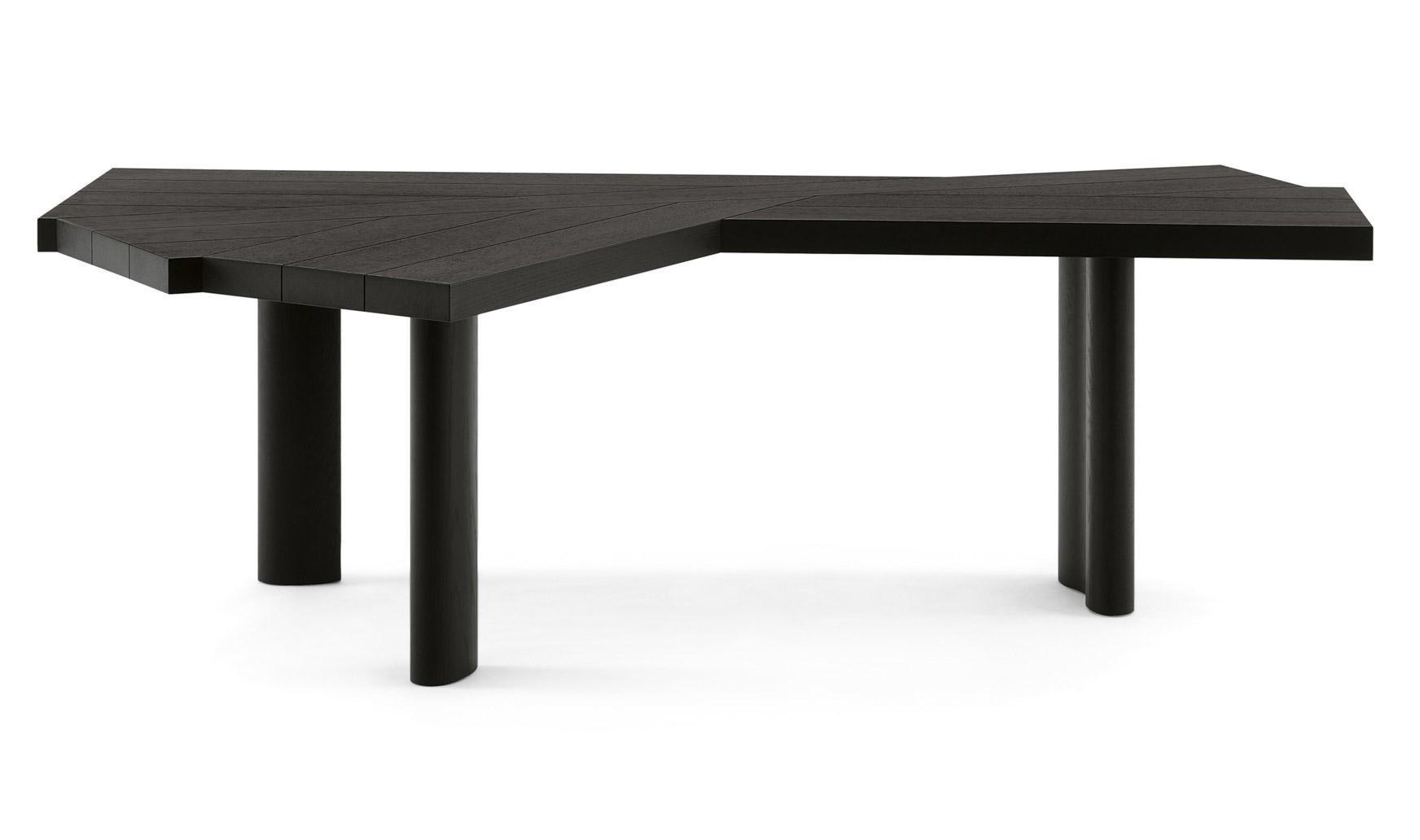 Cassina ventaglio table for Cassina tavoli