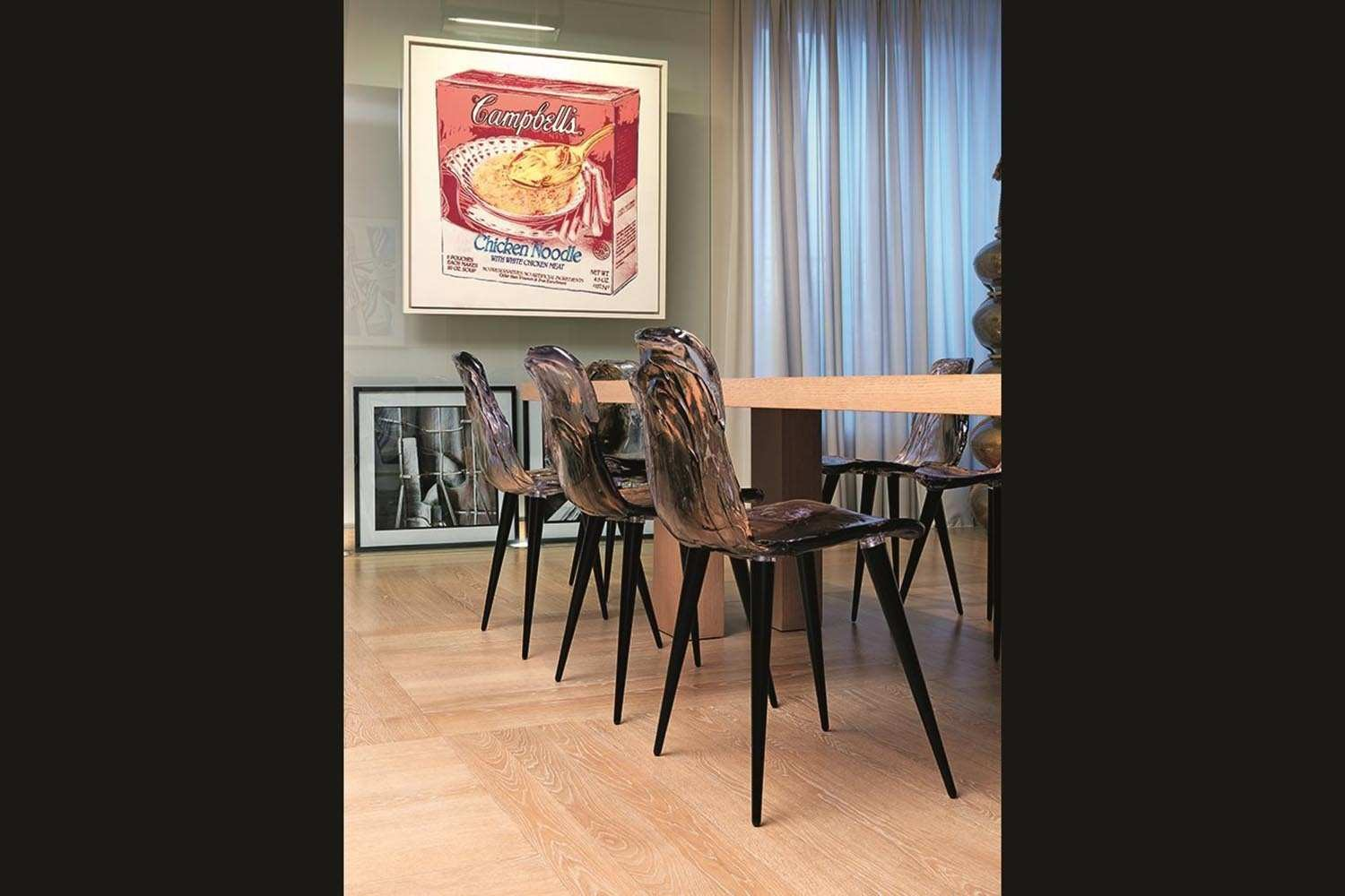 Edra Gilda Chairs