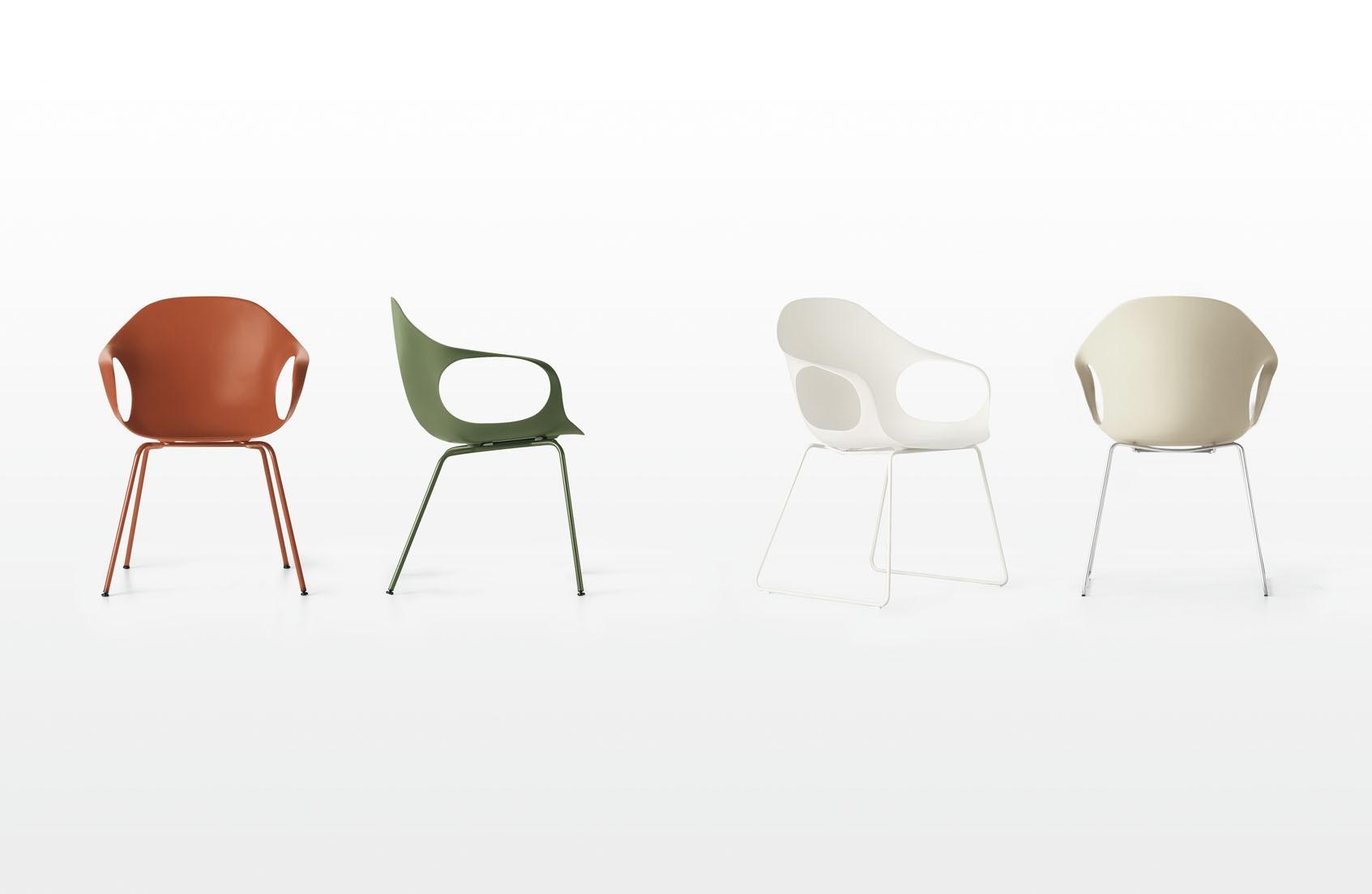 kristalia elephant four legs armchair. Black Bedroom Furniture Sets. Home Design Ideas