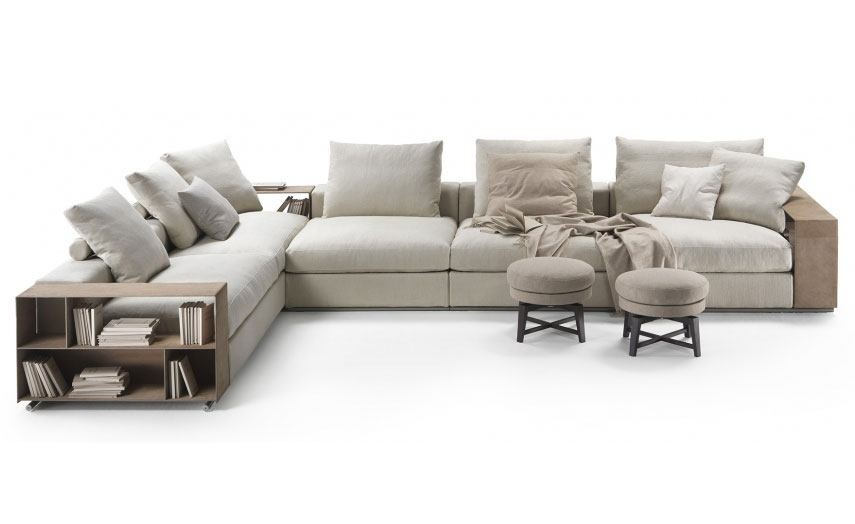 Incroyable Flexform Groundpiece Sofa Antonio Citterio