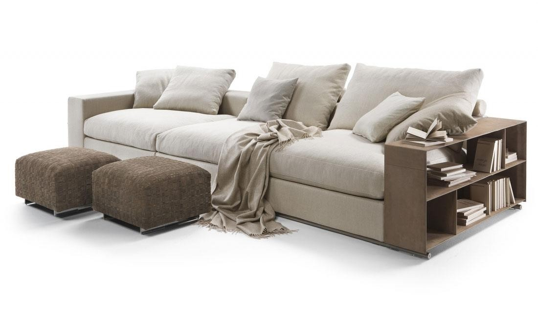 Flexform Groundpiece Sofa Flexform Groundpiece Interior