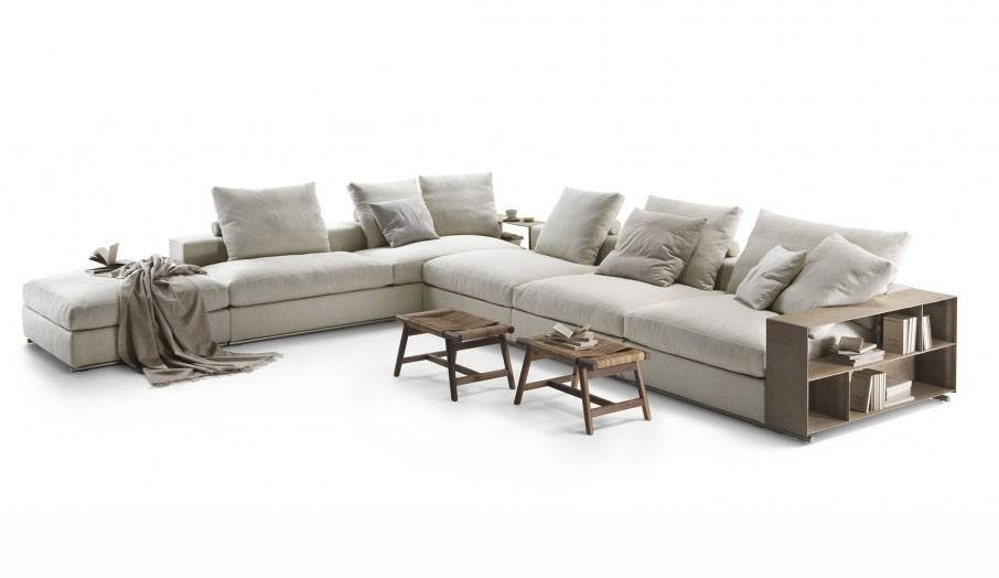 Flexform Groundpiece Sofa Deplaincom