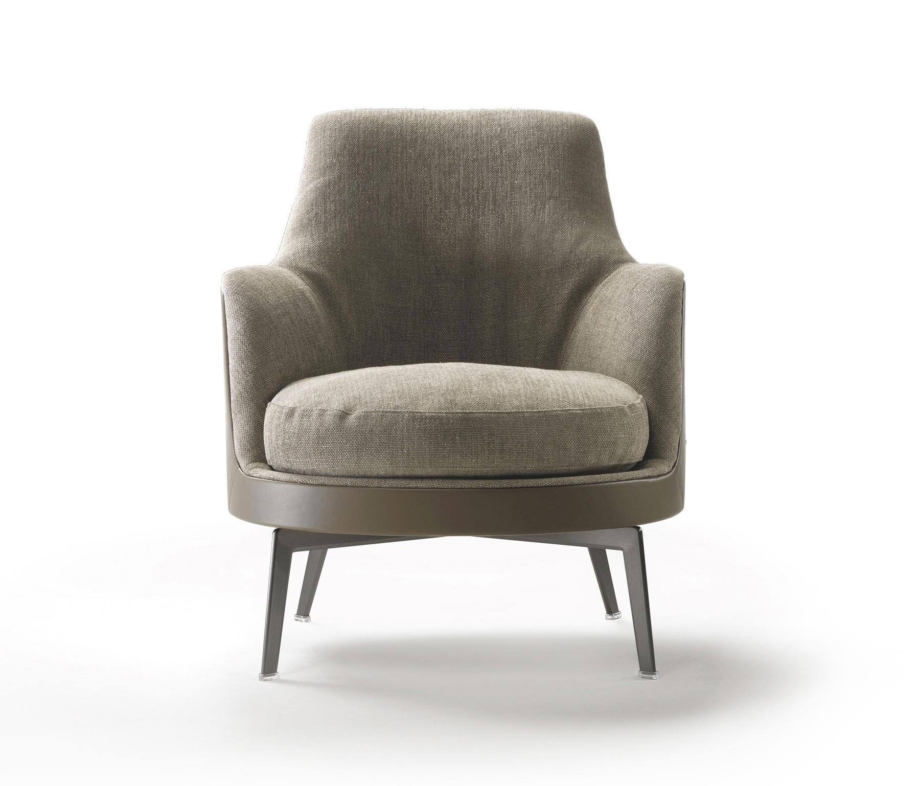Flexform guscio armchair for Citterio arredamenti