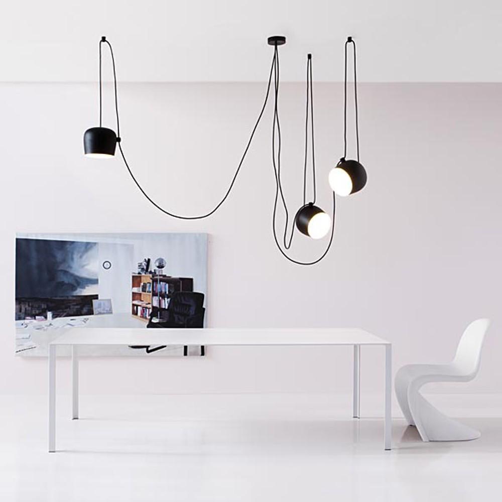 suspension lighting. Flos Aim Suspension Lamp Lighting