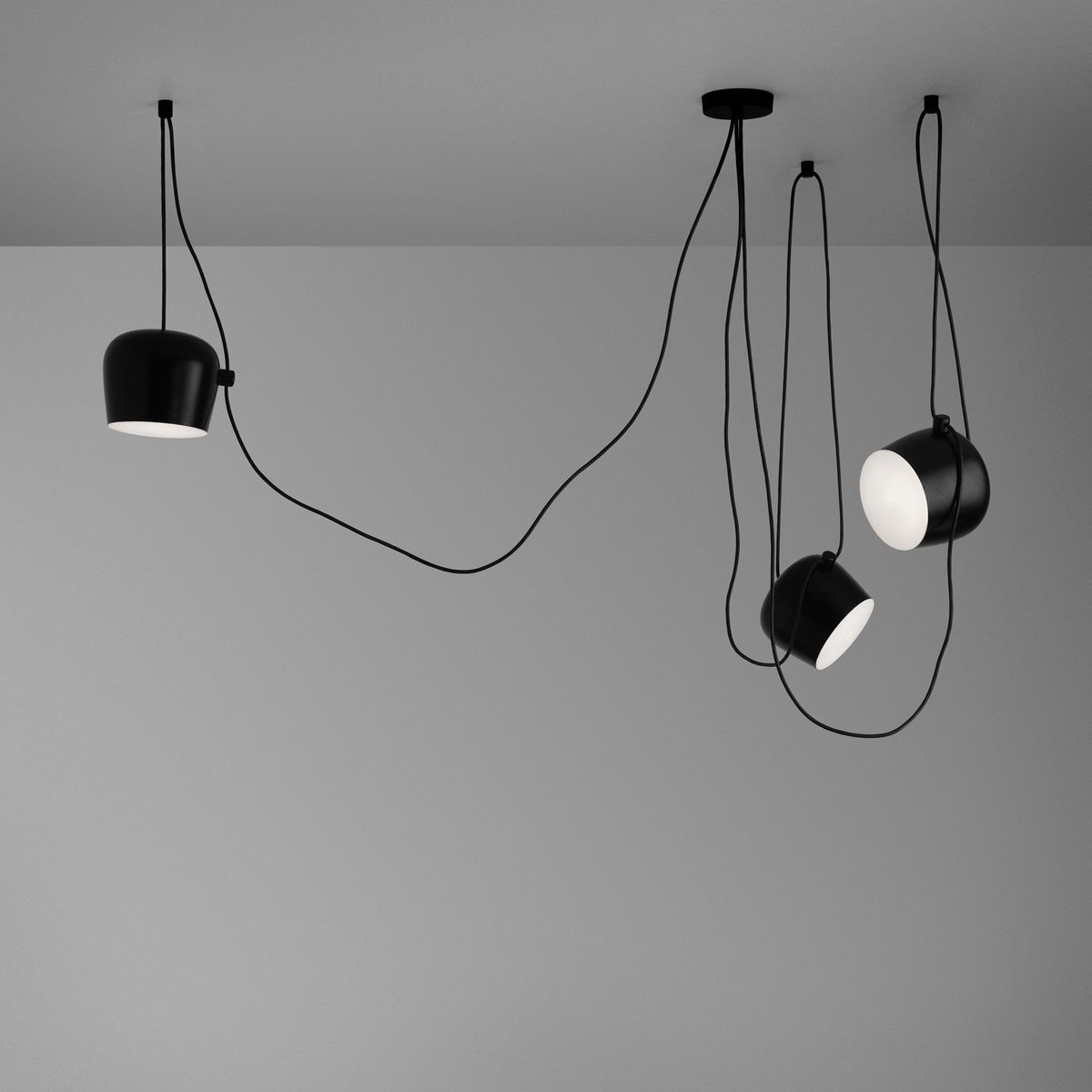 flos aim suspension lamp. Black Bedroom Furniture Sets. Home Design Ideas