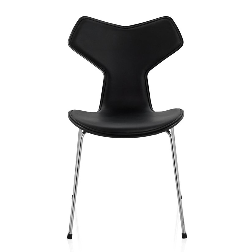 grand prix chair design by arne jacobsen for fritz hansen. Black Bedroom Furniture Sets. Home Design Ideas