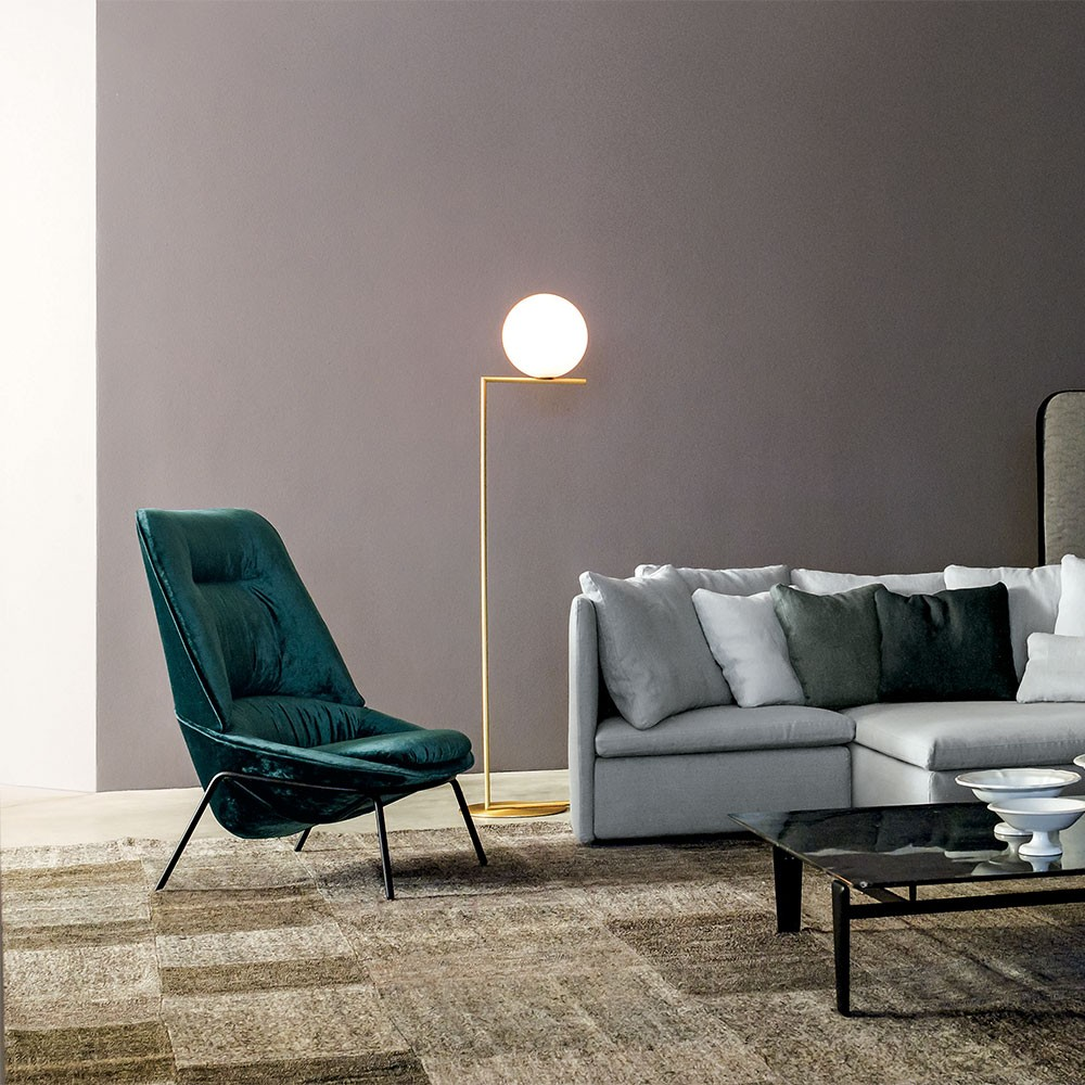 Flos Ic F Floor Lamp Deplain Com