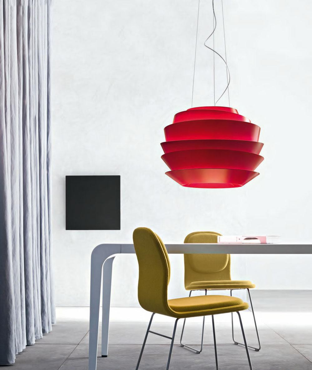 foscarini le soleil suspension lamp. Black Bedroom Furniture Sets. Home Design Ideas