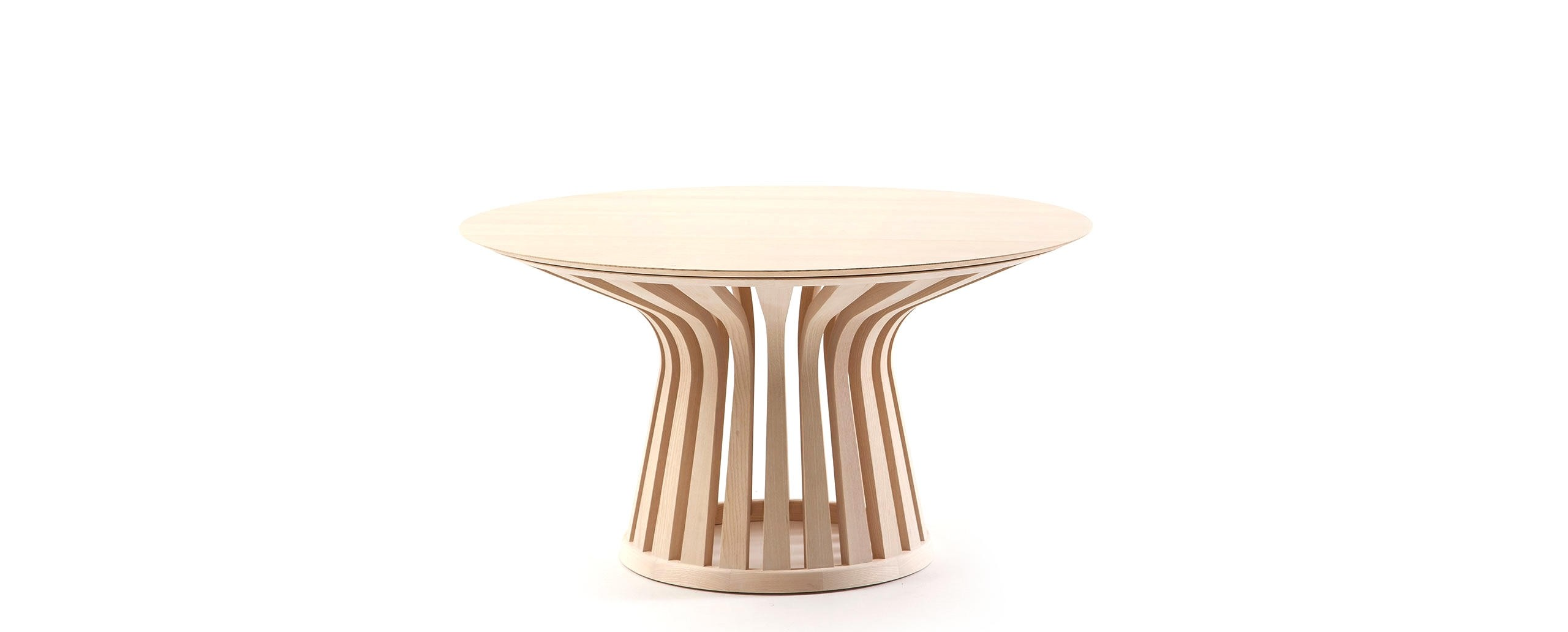 Cassinia Lebeau Wood Table Patrick Jouin