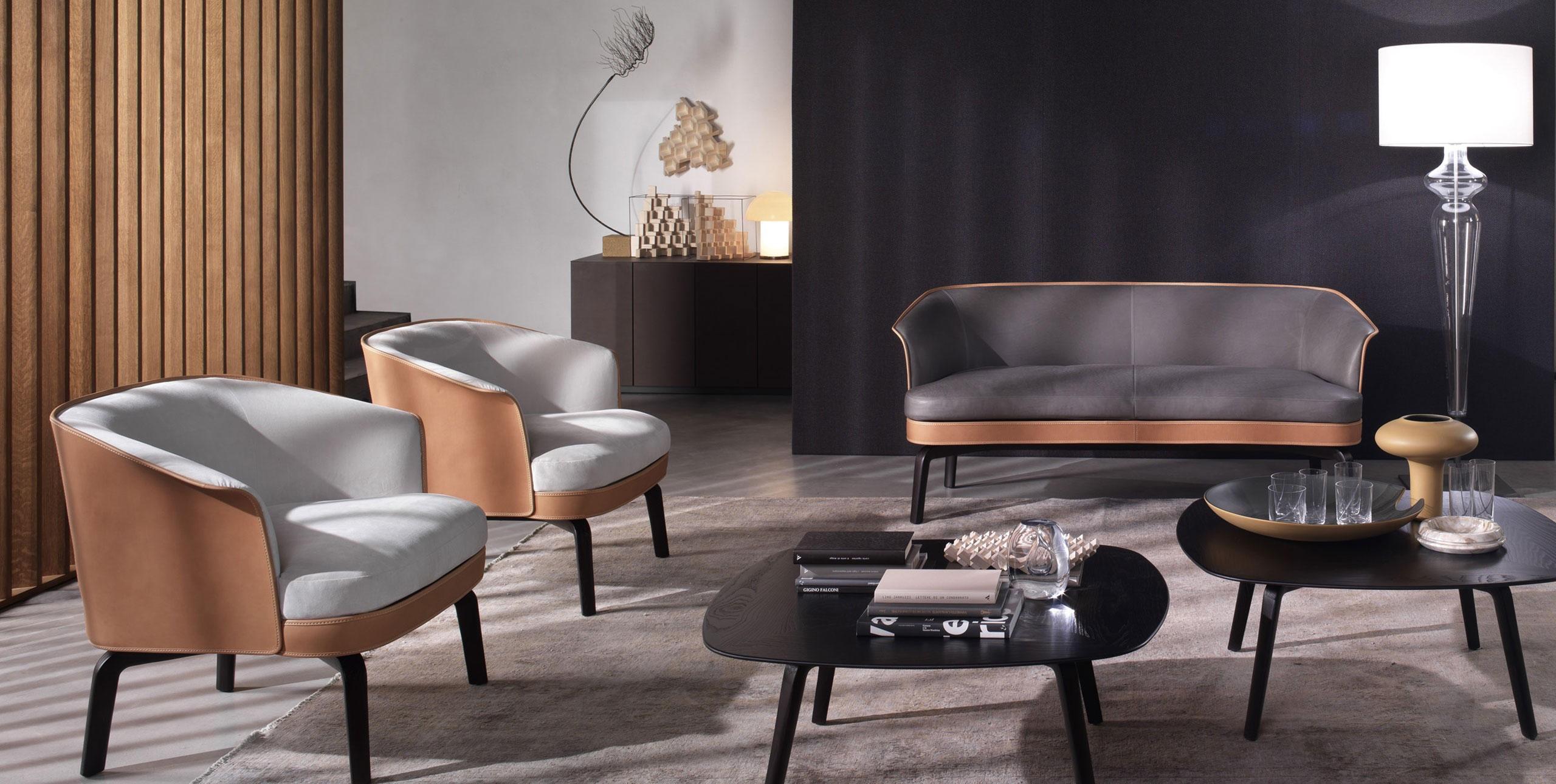 poltrona frau nivola armchair. Black Bedroom Furniture Sets. Home Design Ideas