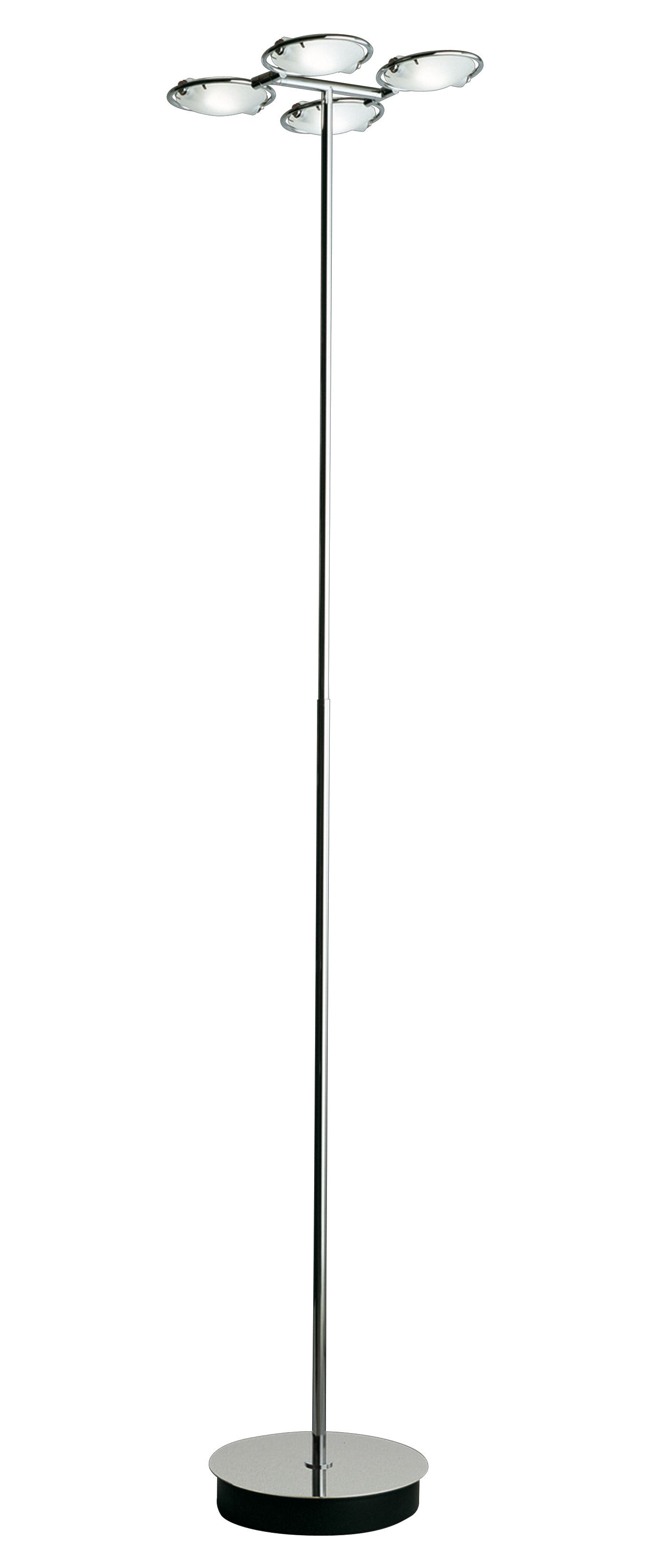 Fontana Arte Nobi 4 Floor Lamp | Deplain.com