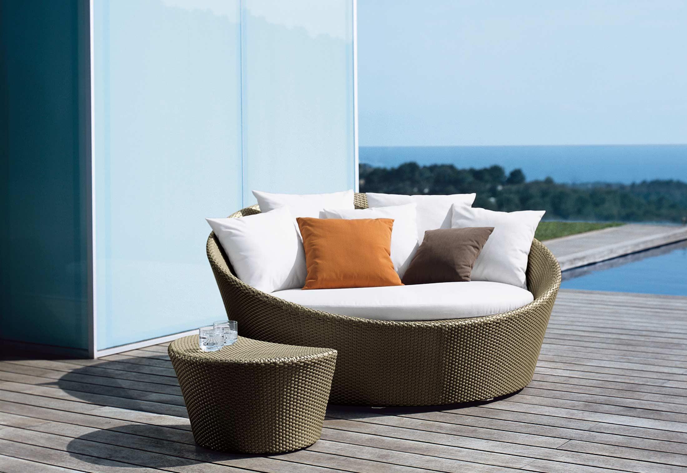 dedon orbit sofa. Black Bedroom Furniture Sets. Home Design Ideas