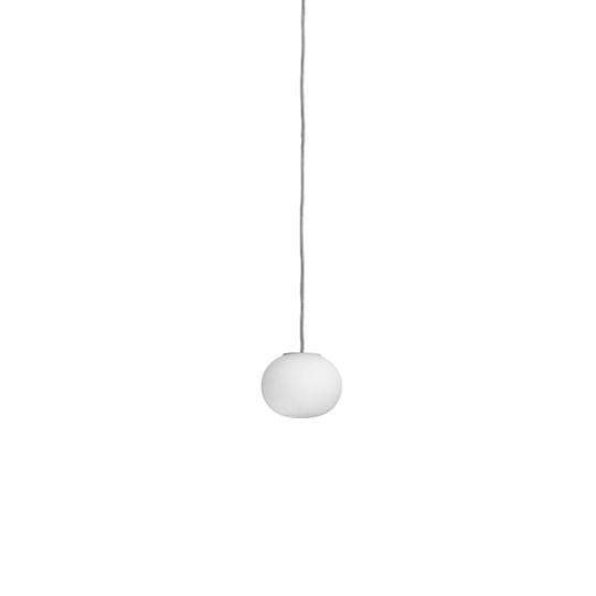 Flos Mini Glo-Ball S Suspension Lamp | Deplain.com