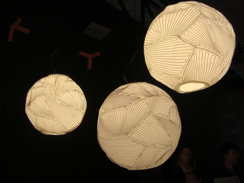 Foscarini Planet Large Suspension Lamp | Deplain.com