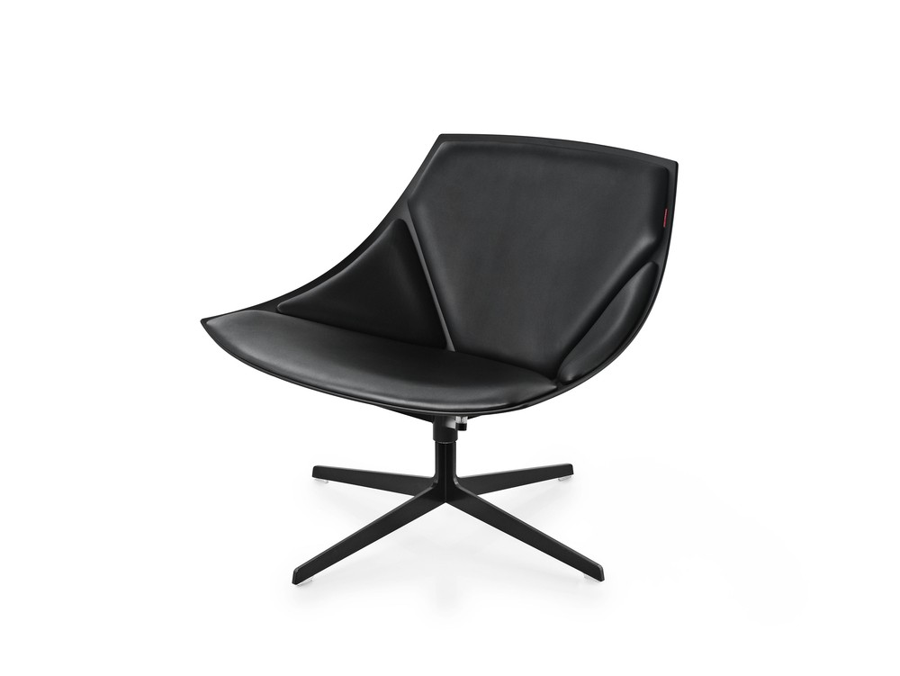 Luxembourg Lounge Stoel.Space Lounge Chair Fritz Hansen