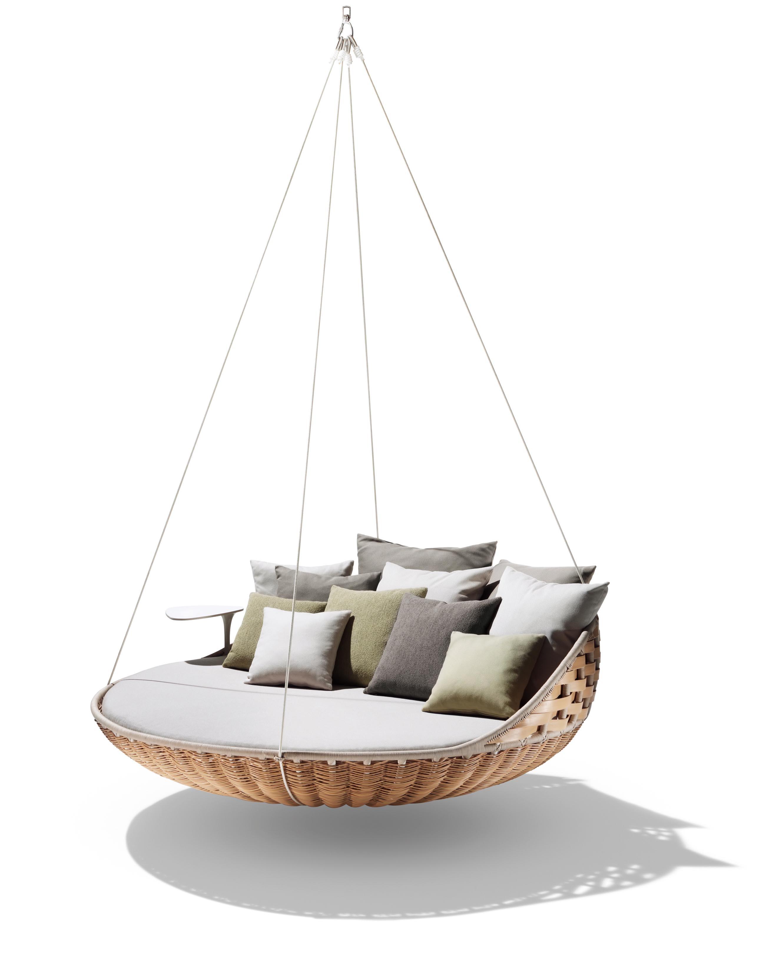 Dedon Swingrest Hanging Lounger Sofa