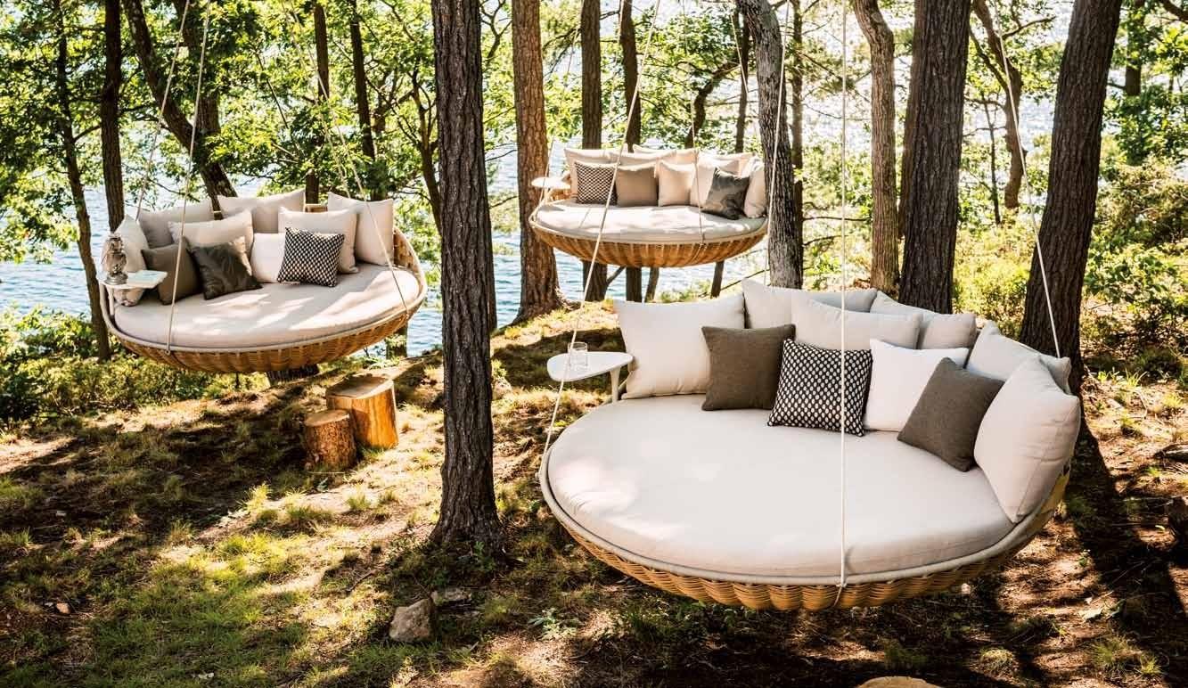 Exceptionnel Dedon Swingrest Hanging Lounger Sofa