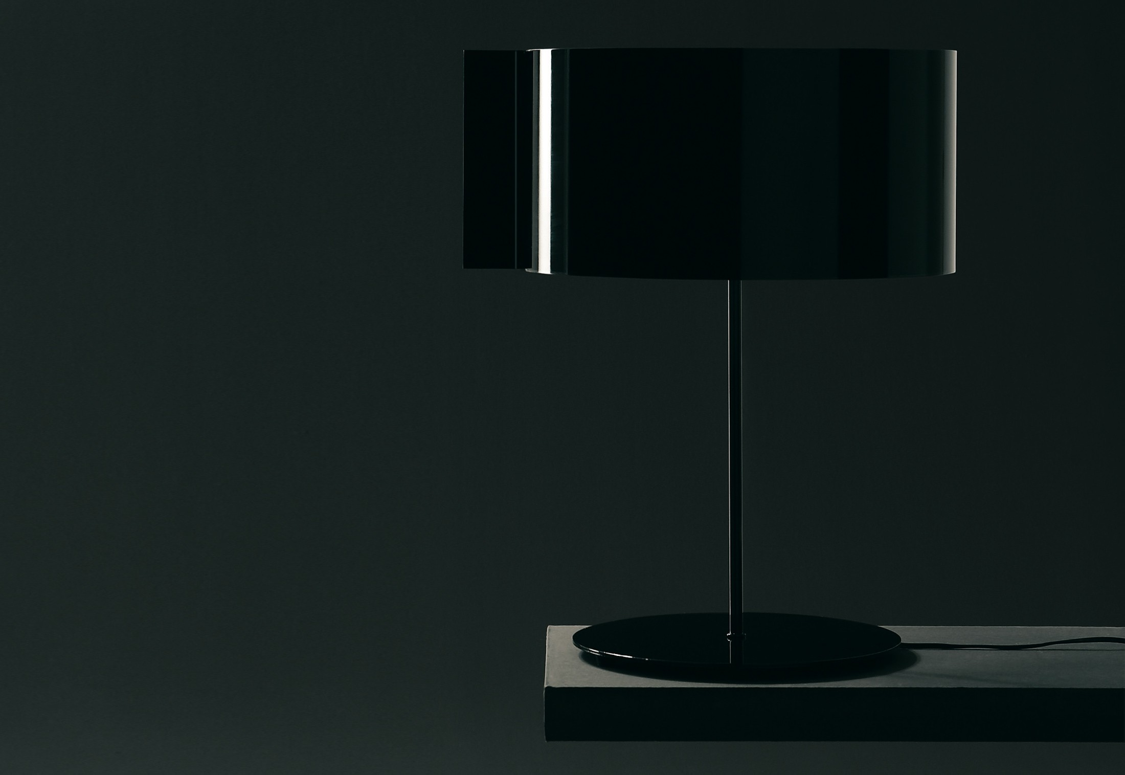 oluce switch 206 table lamp. Black Bedroom Furniture Sets. Home Design Ideas