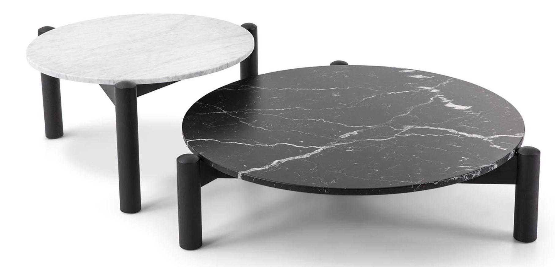 Cassina Table A Plateau Interchangeable Coffee Table Deplain C