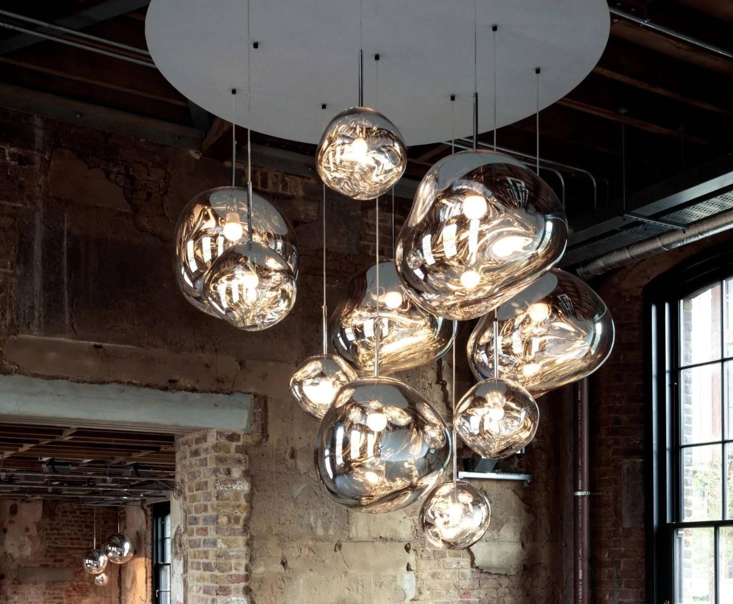 Tom Dixon Melt Mega Suspension Lamp