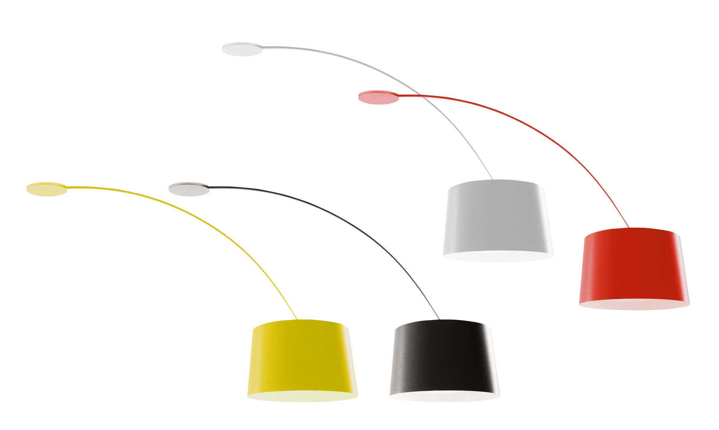 Foscarini Twiggy Ceiling Lamp | Deplain.com