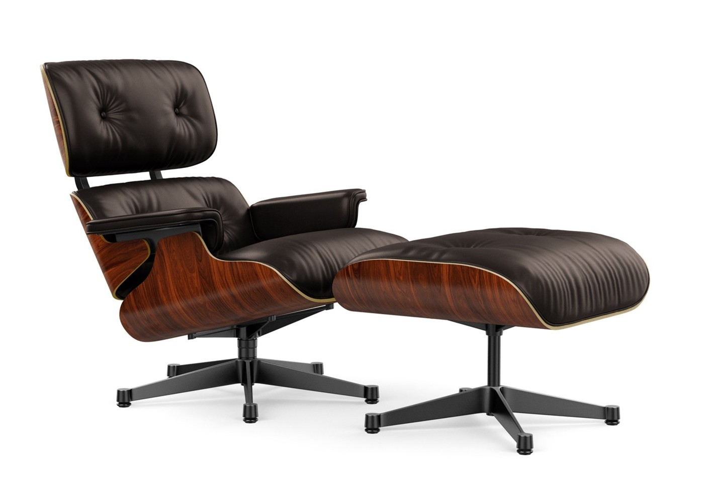 vitra lounge chair eames 1 3