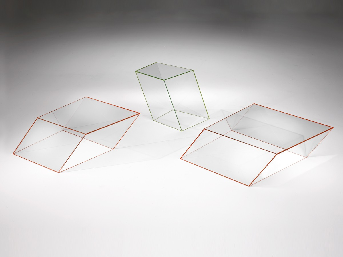 Wire Frame Coffee Table.Wireframe