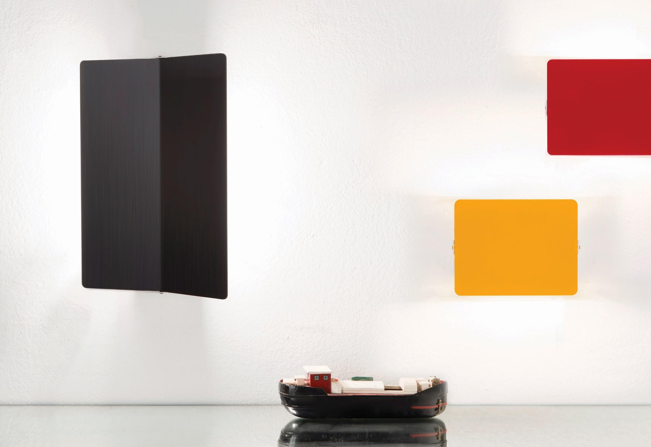 Applique a volet pivotant lampada a parete nemo acquista online