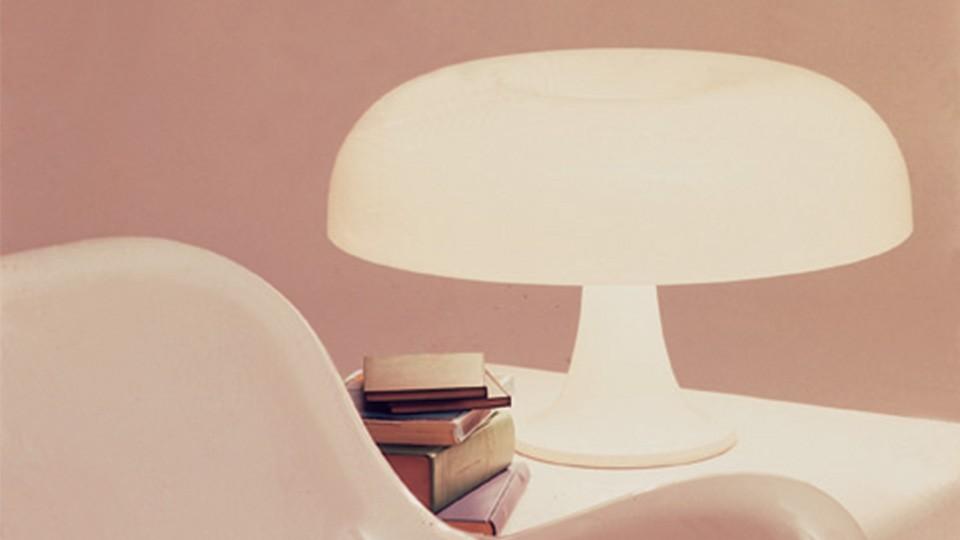 Lampada Da Tavolo Nesso : Nesso lampada da tavolo artemide acquista online