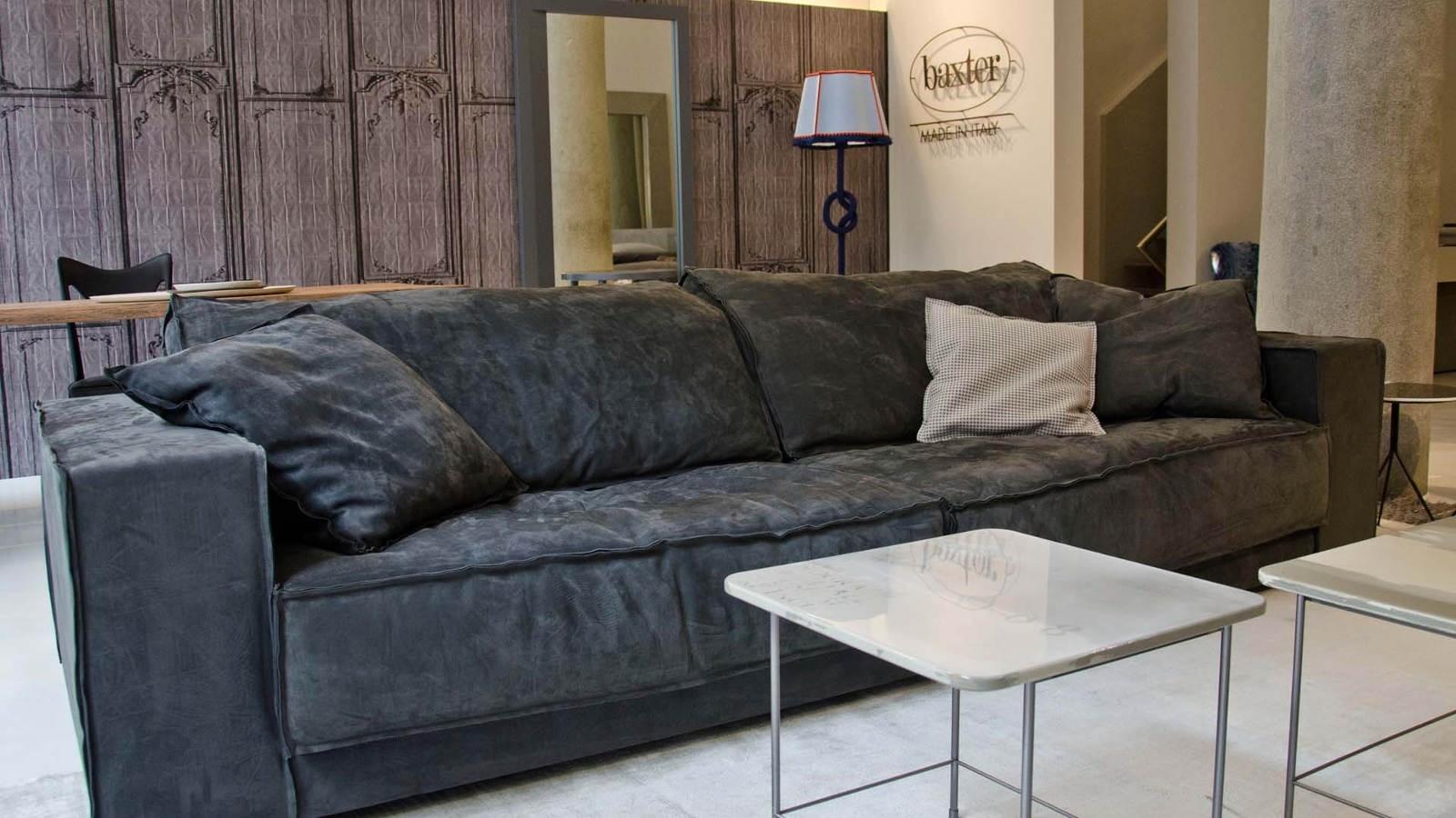 budapest divano baxter acquista online
