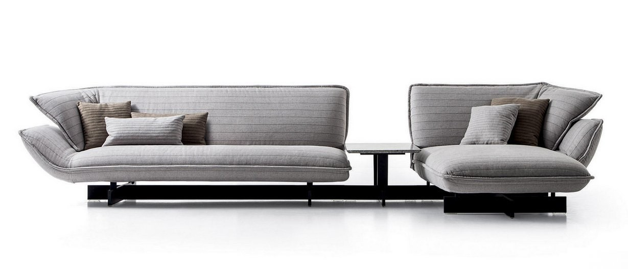 Divano cassina beam system sofa disegnato da patricia urquiola - Divano letto cassina ...