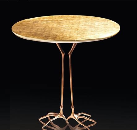 Tavolino Con Zampe Di Gallina.Traccia Tavolo Basso Cassina