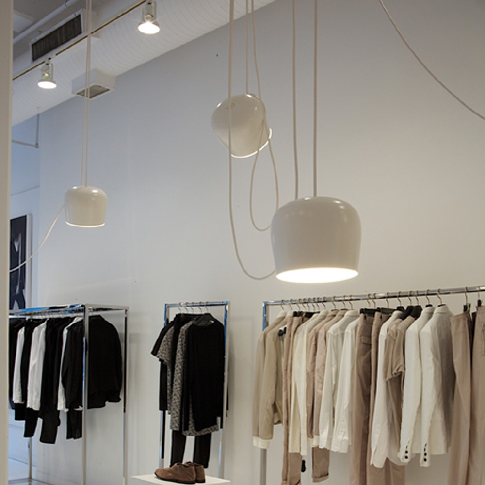 Aim lampada a sospensione flos acquista online for Flos aim 3 luci prezzo