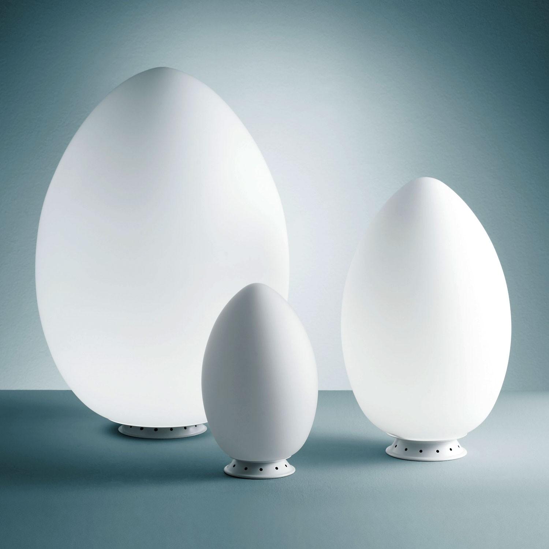 Uovo Lampada da Tavolo Fontana Arte, Acquista Online | Deplain.com